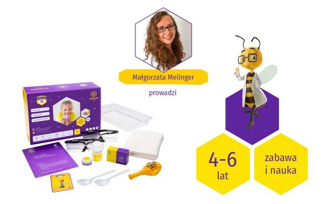 smartcamp kids baner warsztaty naukowe dla najmłodszych