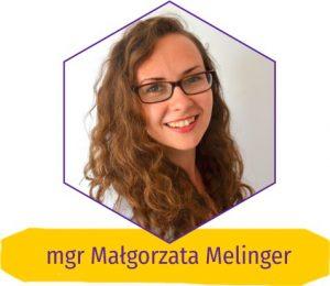 Prowadząca warsztaty dla dzieci SmartCamp Małgorzata Melinger