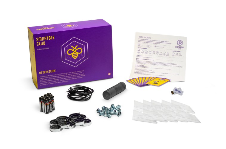 pomoc dydaktyczna - zestaw elektromagnes